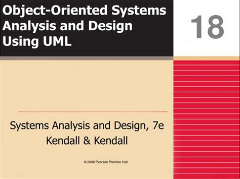 pattern oriented analysis and design pdf ppt systems analysis and design with uml version 2 0 28