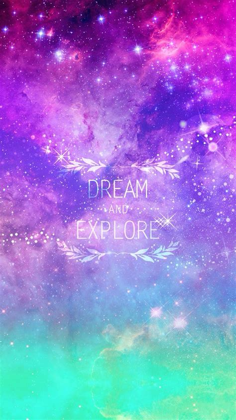 galaxy wallpaper dream dream image 3149643 par maria d sur favim fr