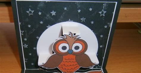 owl pop up card template susan bluerobot owl pop up card
