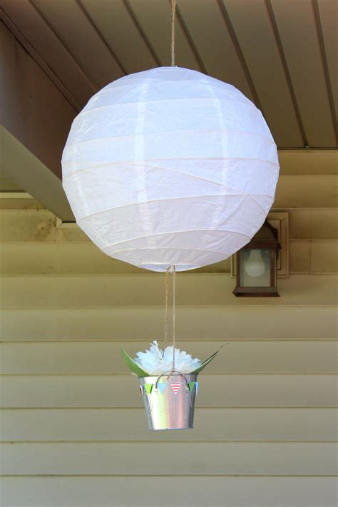 Ee  First Ee    Ee  Birthday Ee   Hot Air Balloon Style Project Nursery