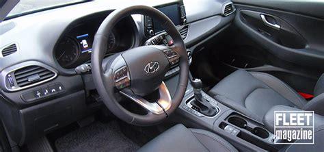 hyundai i30 interni il test drive della nuova hyundai i30 wagon