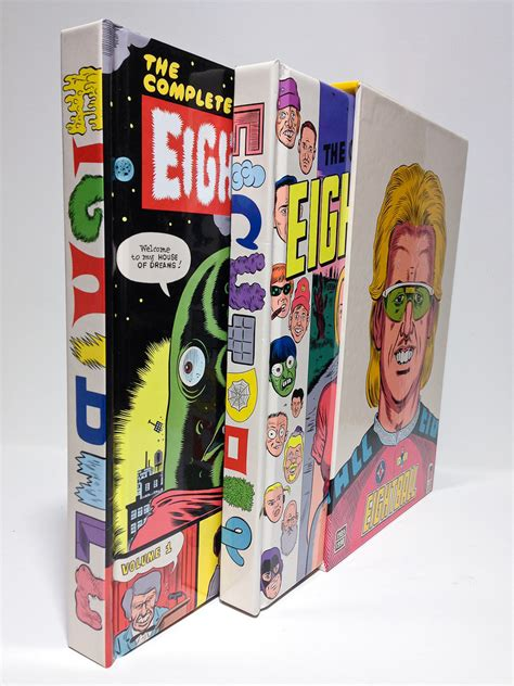 the complete eightball 1 18 slipcased hardcover complete eight ball boing boing