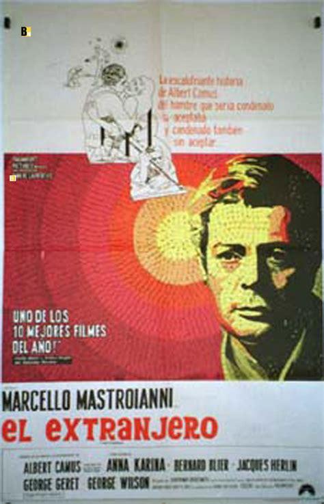 lo straniero 1967 movie quot extranjero el quot movie poster quot lo straniero quot movie poster