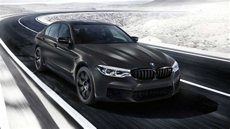 2020 Bmw M5 Edition 35 Years by 2020 Bmw M5 Edition 35 Years Debuts As A Sinister 617 Hp Sedan