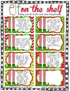 free on the shelf printable notes
