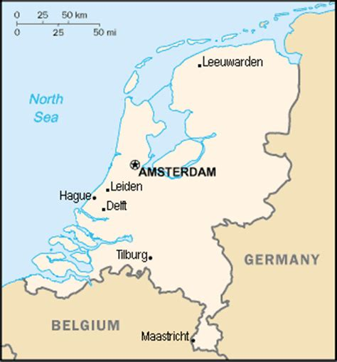 netherlands map delft delft map