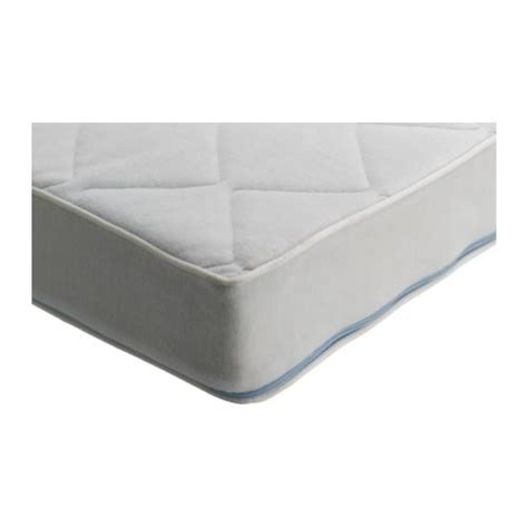 Ikea Crib Mattress Size Vyssa Vackert Mattress For Crib Ikea