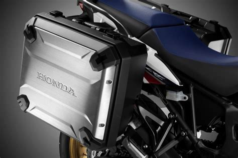 Honda X Adv Aufkleber by The New Africa Gets Farkled With Factory Accessories