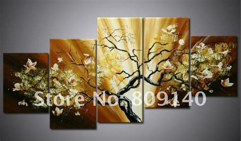 european painting floral modern home wall decor painting oil painting canvas flower landscape modern home