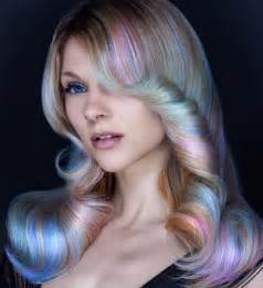 hair dye colors opal hair color trend for summer best hair color trends