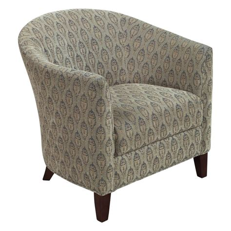 brown patterned chair bernhardt used club chair brown pattern national office