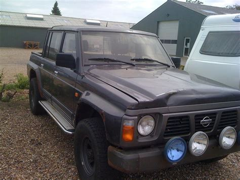 nissan patrol 1995 1995 nissan patrol gr i y60 pictures information and