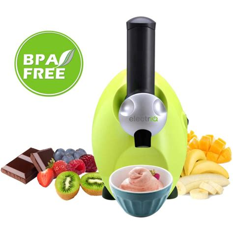 buy electriq frozen fruit dessert maker from debenhams plus