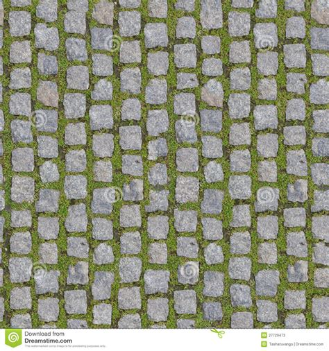 4 X 8 Patio Pavers Stone Block Seamless Tileable Texture Stock Image Image