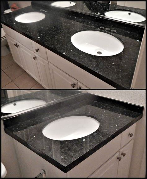 Flat Countertop by 17 Best Images About Bathroom Remodel Ideas On Blue Granite Silestone Countertops