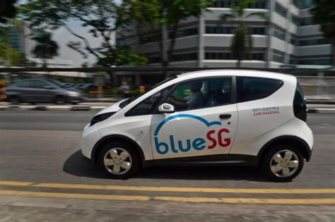 Electric Car For Rent Singapore Battery Powered Cars Available For Rent From December