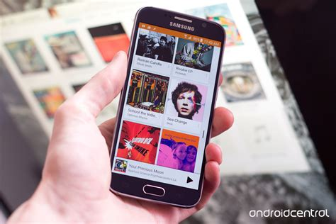 does itunes work on android how to bring your itunes library onto the samsung galaxy s6 android central