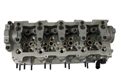 cilinderkop voor 16v motor kia carens cerato 2 0crdi d4ea