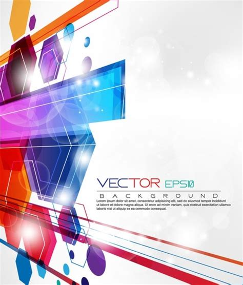 dynamic layout graphic design dynamic set of abstract elements 03 vector free vector in
