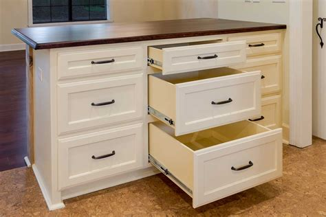 kitchen island with drawers kitchen drawers