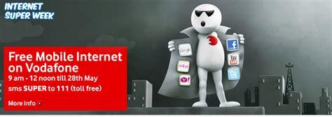 film gratis vodafone free internet in vodafone vodafone free internet setting