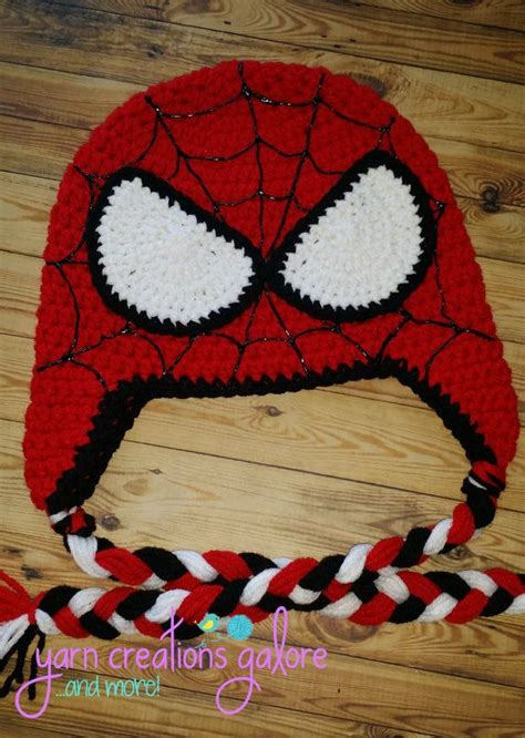 crochet pattern for spiderman scarf crochet spiderman hat boys dr who and inspiration