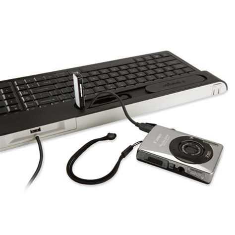 Keyboard Usb Port kensington ci70 wired keyboard with usb ports mini usb