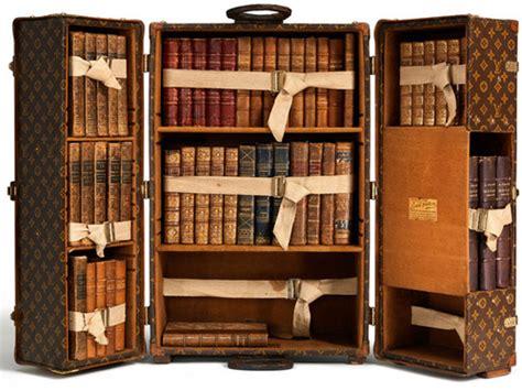 bookcase steamer trunk boing boing