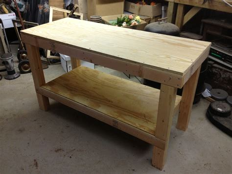 building work bench easy log furniture trend home design and decor