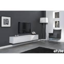 Meuble Tv Suspendu Fly #1: meuble-tv-design-suspendu-flow-atylia.jpg