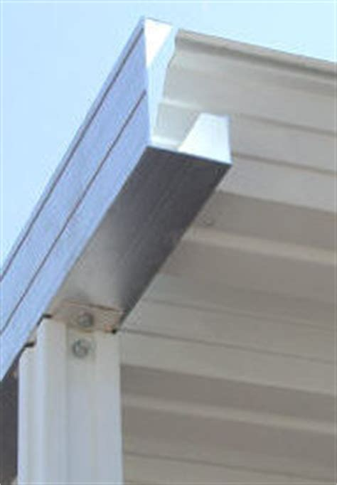 Awning Gutter by Awning Extrusion Page 1