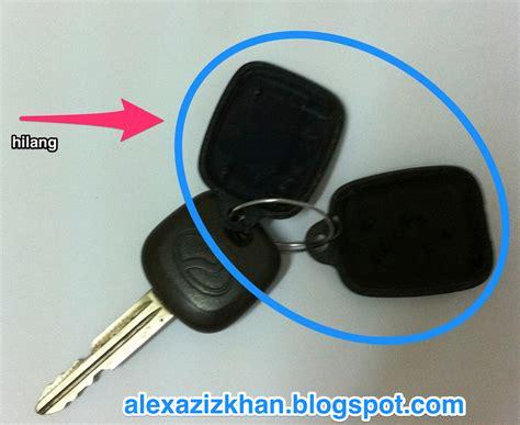 Alarm Kereta alarm kunci kereta myvi aku hilang solved alexazizkhan
