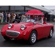 Austin Healey Sprite Mk I Red Vljpg  Wikimedia Commons