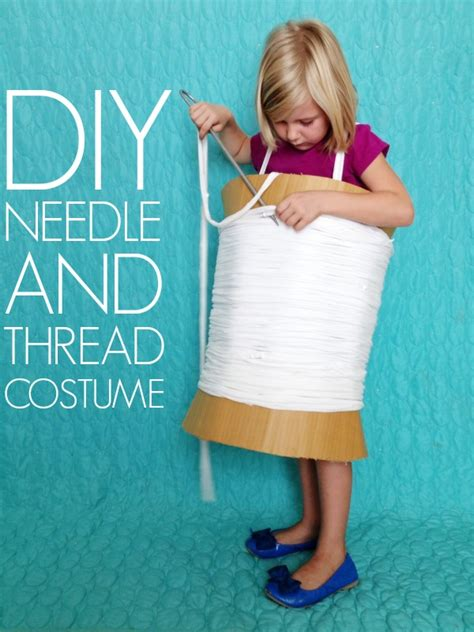 18 easy diy costumes c r a f t diy needle and thread costume c r a f t