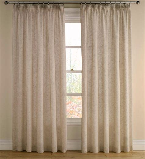 pinch pleat linen curtains ready made curtains cheap curtains online custom made