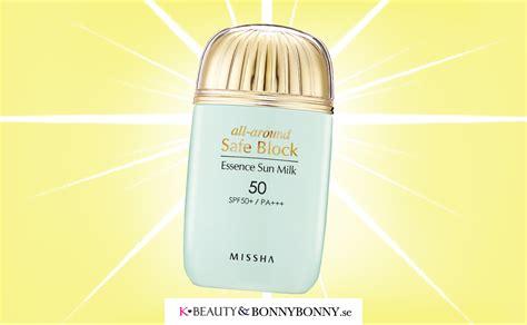 Missha Save Care Nail Pack giveaway missha all around safe block essence sun milk