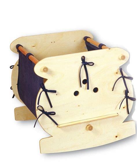 culle in legno a dondolo culla a dondolo in legno e tessuto arredo e corredo