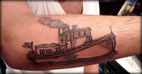 tugboat tattoo tugboat tatting and sailor tattoos