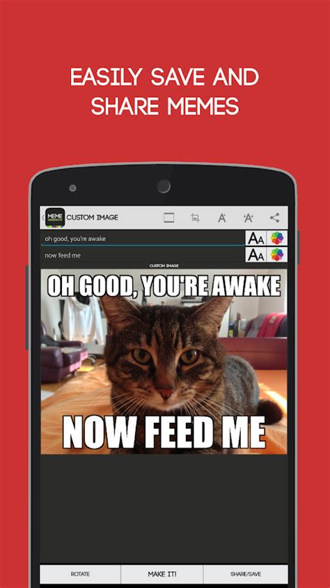 Apps To Create Memes - meme generator free android apps on google play