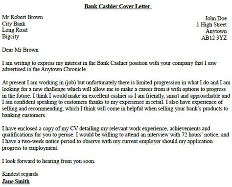 application letter for hotel cashier bank cashier cover letter no experience writefiction581