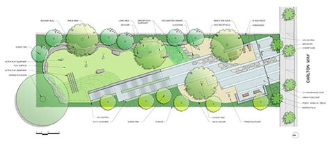 Room Layout Ideas by Carlton Way Pocket Park The Trust For Public Land