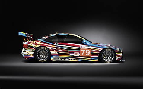 colorful car wallpaper colorful bmw racing car cool wallpapers