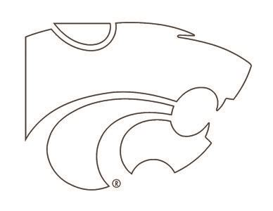 K State Coloring Pages by Kansas State Coloring Pages There S No Place