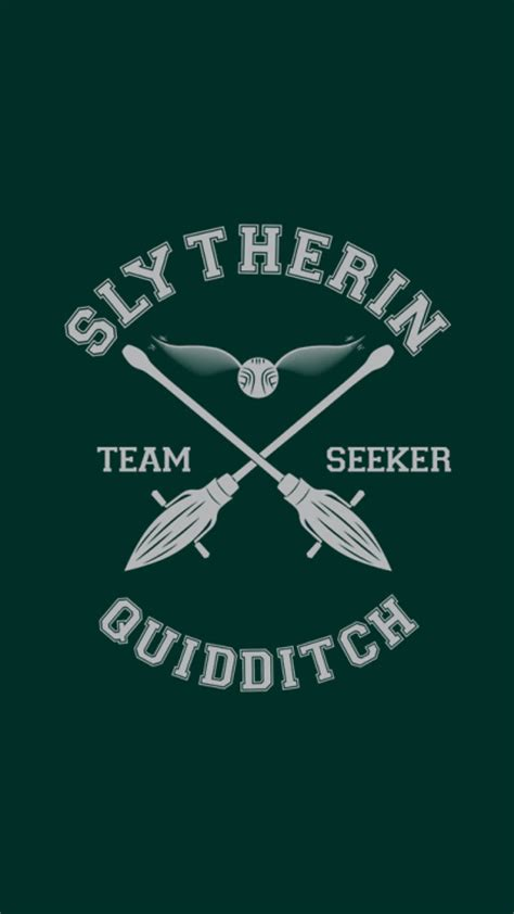 Slytherin Quidditch Iphone Semua Hp harry potter iphone lockscreen