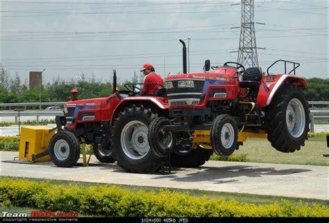 mahindra gujarat tractors mahindra launches arjun novo tractor in india team bhp