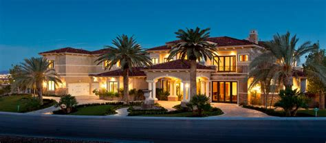 mansion homes 4 5 million 11 000 square foot mansion in las vegas nv