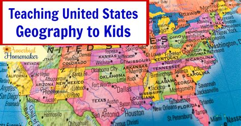 map of us states geography teaching united states geography to proverbial