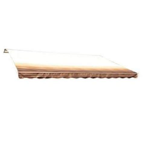 Retractable Awnings Home Depot by Sunsetter Retractable Window Awning From Home Depot