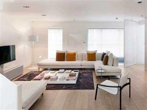 blanc arredamento le salon blanc id 233 es de d 233 co minimaliste en blanc