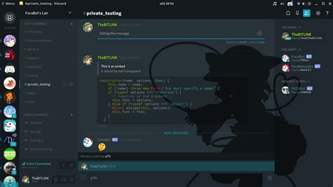 discord github github dtinker discord resources a curated list of